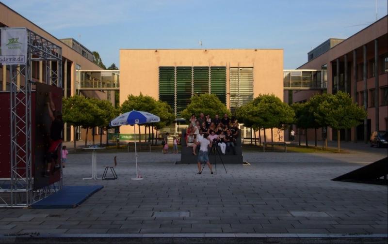 Absolvententreffen 2008.1