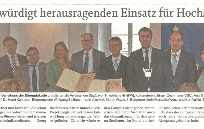 Artikel zur Graduation Ceremony in der PNP (2)