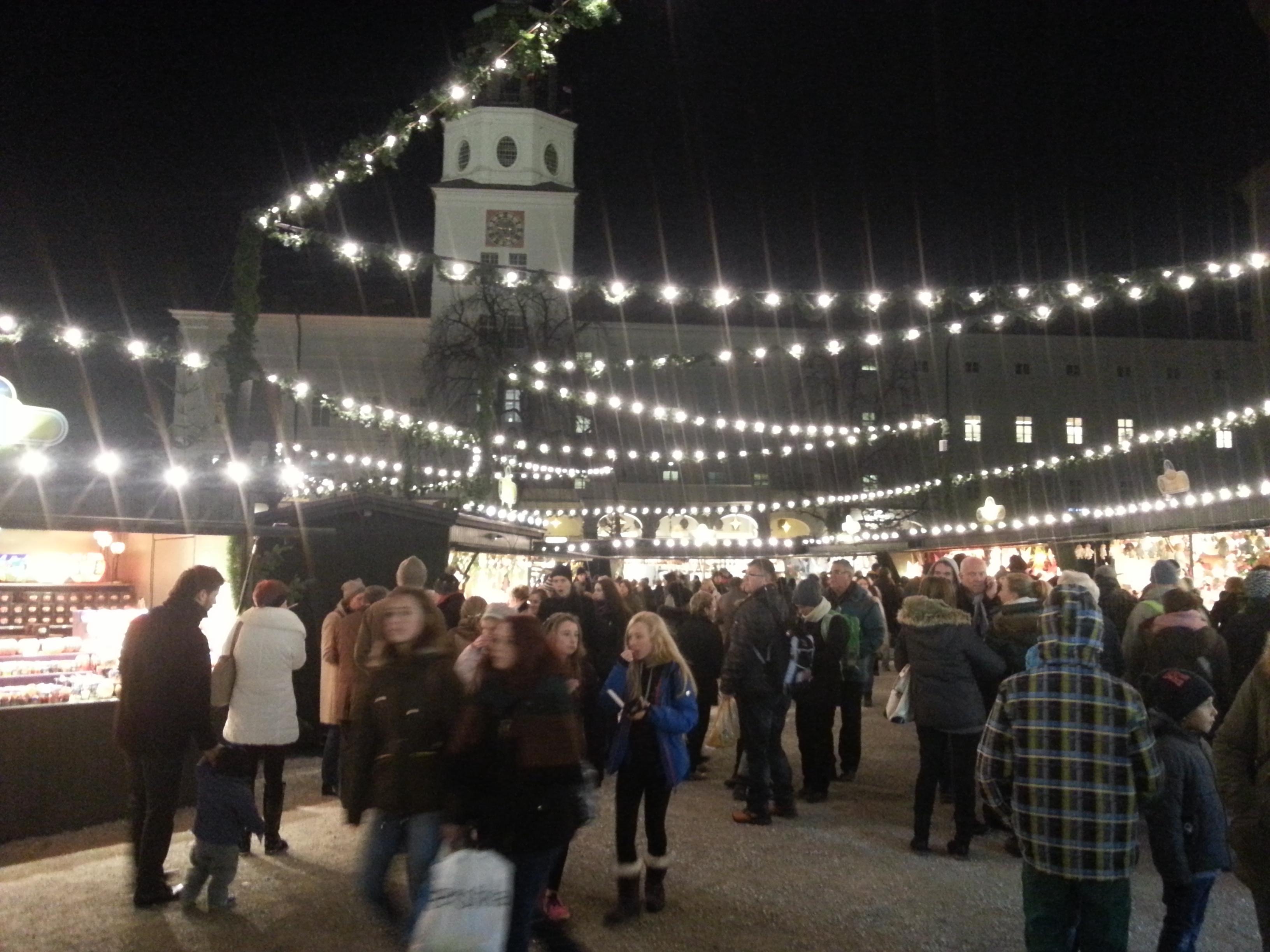 Salzburg Xmarkt
